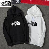 camisas regulares para mulheres venda por atacado-Frete grátis rosto mulheres e homens moda camiseta o norte hoodie jaqueta casaco de alta qualidade nova camisola hip hop moletom com capuz
