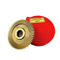 лучшие ключевые режущие машины оптовых-Размер самого лучшего качества AZGIANT 60*7.3*12.7 mm лезвие для wen xing key machine key blade cutting слесарные инструменты фреза