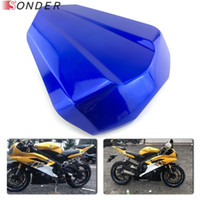 Wholesale solos seat resale online - For YZF R6 Motorcycle Rear Seat Cover Cowl Solo Motor Seat Cowl Rear YZF600 YZFR6 YZF R6