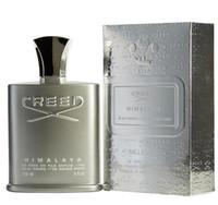 öğeler ücretsiz gönderilir toptan satış-Erkekler için en iyi fiyat Creed Himalaya Millesime parfüm 120 ml doğal koku uzun süre kalıcı öğe ücretsiz kargo