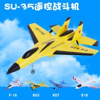 Wholesale toy aircraft wings resale online - Remote control aircraft glider anti EPP foam model toy children s fixed wing