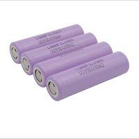 iyon stokları toptan satış-Orijinal 18650 Li iyon batarya 3.6V 18650 F1L 3350mAh şarj edilebilir piller Celi% 100 otantik LGABF1L18650 Stokta kullanılması