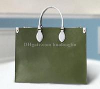 Wholesale women big totes resale online - Woman Shoulder Bag brand fashion handbag big tote purse handbag