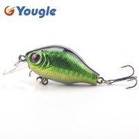 Wholesale treble jig for sale - Group buy fishing lure Hard Artificial Life like Assorted Fishing Lure Bait Minnow Crank Swimbait Crankbait with Treble Hook cm g Tackle