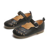 ingrosso scarpe soled out-COZULMA Baby Girl Moda cut-out Scarpe casual Scarpe principessa per bambini Scarpe per bambini Morbidi Suola Estate Formato 15-25