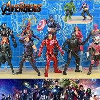 rakamlar avengers kara dul toptan satış-Marvel Avengers 3 Infinity Savaşı 6