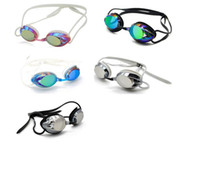 Wholesale racing protection for sale - Group buy Swimming Goggles Anti Fog Racing Goggles Outdoor Clear Swim Glasses No Leaking Protection Waterproof Swimming Eyewear racing goggles