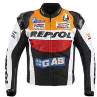 Wholesale racing jackets resale online - Motorcycle Jackets Moto Motorbike Man Racing Jacket Top Quality Male Oxford Riding Jersey Fashion Autumn Size M XL