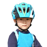 Wholesale bicycle helmet road size l resale online - MOON Child Bicycle Helmet PC EPS Integrally mold Breathable Kids Cycling Helmet Road Mountain Bike MTB g Size M L