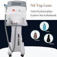 энергетическое оборудование оптовых-оборудование для удаления татуировки Q переключатель Nd YAG laser Best Professional 2000mj Energy США импортировало оборудование для лазерных ламп