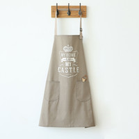 Wholesale sexy naked apron for sale - Group buy NEW Design Hot On Sale Sexy Funny Novelty Apron Naked Kitchen Cooking Bbq Party Apron For Woman Men Gift