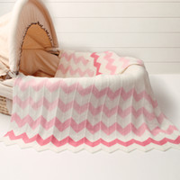 Wholesale soft beds for babies online - 102 cm new baby infant knitted basket blanket for summer Air Conditioning Toddler Bedding Quilt Newborn Super Soft Swaddles Wrap Blankets