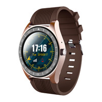 Wholesale bluetooth smart watch calling whatsapp for sale – best Business Smart Watch V5 With Camera Facebook Whatsapp Twitter Sync SMS Bluetooth Smartwatch Support SIM TF Card For IOS Android PK DZ09 A1