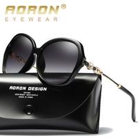 lila frauen sonnenbrille großhandel-Damenmode Vintage Polarisierte Sonnenbrille Damen Sonnenbrille Rot Lila Damen Sonnenbrille Brille Brillen Reise UV400
