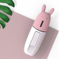 humidificador de vapor ultra-sônico venda por atacado-KBAYBO USB portátil Facial umidificador Mini Handheld Ultrasonic umidificador Névoa Criador Fogger Difusor para Face Vapor