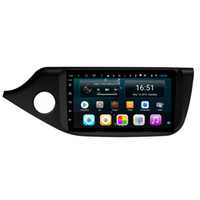 Wholesale car audio dvd head unit for sale - Group buy Car Radio Car DVD Player Multimedia For KIA CEED Left driving GPS Navigation Audio Stereo Head unit Video