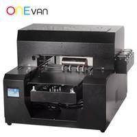 slicer plus venda por atacado-New Automatic A3 + impressora UV 280 * 500 milímetros de tamanho para a caixa do telefone Cilindro Pen Glof Garrafa de impressão caixa do telefone titular Printer