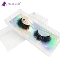 Wholesale mink eyelashes single resale online - curelty free D14 good quality D real mink eyelashes styles handmade single line stem lashes