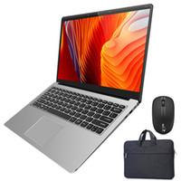 dizüstü bilgisayarlar dört çekirdeği toptan satış-15.6 inçlik dizüstü 8 GB RAM 512GB SSD, Intel J3455 dört çekirdekli yonga HD ekran, Windows 10 WIFI taşınabilir ince dizüstü Dizüstü IPS