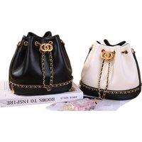 totes do couro bolsas venda por atacado-Designer de luxo clássico marca inspirado couro de alta qualidade Bucket Bags Crossbody bolsa de ombro para mulheres