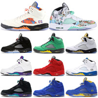 Wholesale prince grey resale online - 2019 Laney s Mens Basketball Shoes Paris Saint Germain Grape Olympic Metallic Gold Fresh Prince Suede Wings Sports Sneakers