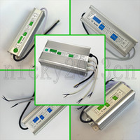 Wholesale adapter 45w resale online - DC V V Power Supply Adapter Transformer Switching LED Light Driver IP67 Waterproof Outdoor W W W W W W W W W