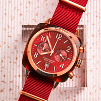 nylon dame heißes kleid großhandel-Qualitätsgroßverkauf-heiße Einzelteilfrauenuhren neue Armbanduhrquarz Art- und Weisemann-Armbanduhren kleiden Uhrfrauenuhrdamenuhr