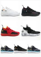 Wholesale sale boots embroidered resale online - hot sale new Mens kd Basketball Shoes Men Shoes Man kd11 Sneaker Athletic basketball boots Male Sports Chaussures Man s Trainers