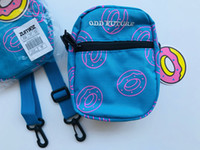 sacos de dia para homens venda por atacado-Golfe Wang ODD Futuro Todo Dia Diagonal Cross Bag Pequeno de Alta Qualidade Street Fashion Homens e Mulheres Casal Casual Azul Bolsa de Ombro TSYSBB033