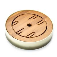 chinesisches holz handwerk großhandel-Traditionell für die Aufbewahrung von Teekannen. China Ceramic Crafts