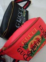 ingrosso cinture vaginali-Marsupio Marsupio NUOVO TOP PU donne uomini vagina designeres pacchetto degli uomini del pacchetto della vita sacchetto piccoli sacchetti di pancia graffiti Mezzo Borse # 78781588