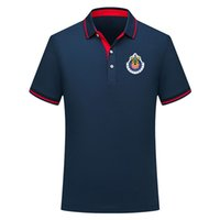 Wholesale Thai version quality2 MEXICO Club Chivas de Guadalajara Polo Shirt Football shirt soccer jerseys men19 Chivas Men s Soccer Polo1
