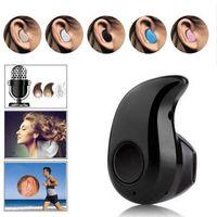 çalışan bluetooth kulaklık toptan satış-Spor Koşu S530 Mini Stealth Kablosuz Bluetooth Kulaklık Stereo Kulaklık müzik Kulaklık iphone xs xs için max iphone Samsung NOTE9 Için