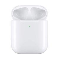 apfel drahtloses bluetooth kopfhörer großhandel-Neueste Generation 2 drahtlose Aufladung Bluetooth Kopfhörer Ohrhörer Headset mit Pop-up-Fenster Kopfhörer Touch Control für iPhone