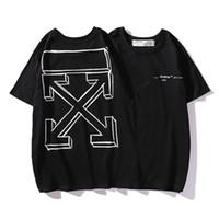 kart yuvası toptan satış-Gelgit Kartı 3D Kroki Üç Boyutlu Çizgi Kutusu Ok T-Shirt Saf Pamuk Kolay Kısa Kollu Erkek Ve Kadın T T-shirt Severler Paragraf