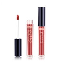 Wholesale long lasting moisturizing lipstick for sale - Group buy Qibest Colors Waterproof Long lasting Liquid Lipstick Moisturizing Matte Cream Lip Gloss Cosmetics Nude Chic Sexy Lips beauty tool