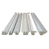 tubo de luces led soporte al por mayor-T8 Tubos Equipo de soporte de lámpara LED 2 Luz G13 Base Tubo bombilla t8 Led accesorio 1200mm, T8 tubo Accesorio / Soporte / Soporte / Stent