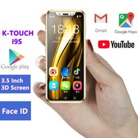 Wholesale sim card support wcdma for sale – best Pocket Mini Android Smartphone K TOUCH I9S MTK6580 GB Celular GPS WIFI Face ID Support Google play Super Small Mobile Phones PK XS S
