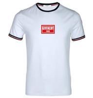 t quadratisches drucken großhandel-15 farbiges GV-Designer-Luxus-T-Shirt, superweiches Gewebe, heiße heiße Art von 2019, Polos mit kleinem Quadratdruck für Männer und Frauen, T-Shirt