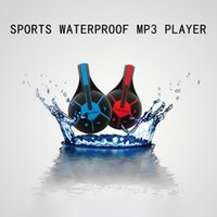 Wholesale mp3 diving 8gb for sale - Group buy Waterproof MP3 Degree Rotation Back Clip Rechargeable GB Swimming Diving Outdoor Waterproof Sports Music Player