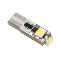 süper parlak ledli ışıklar t5 toptan satış-10 adet Süper Parlak T5 W3W W1.2W 70 73 74 79 85 3 LED Araba Dashboard Isınma Göstergesi Kama Ampul Oto Enstrüman Lambası 12 V