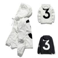 homens casacos casacos venda venda por atacado-Top Venda de Alta qualidade Mens KANYE WEST Jaqueta de Hip Hop Blusão de moda designer de jaquetas Homens Mulheres Streetwear Casaco Outerwear