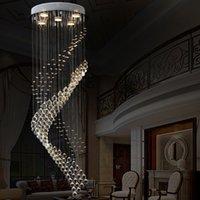hotel lobby kronleuchter groihandel-Königliche Kristall Loft Vintage Kronleuchter Europa-Art mit GU10 5 Lichter für Wohnzimmer Schlafzimmer Hotellobby Restaurant Flur