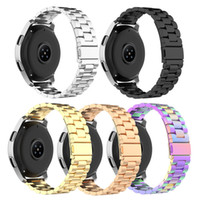 Wholesale samsung gear bracelet for sale - Group buy 22mm Stainless Steel Watch Band For Samsung Galaxy mm Strap For Samsung Gear S3 smart watch Link bracelet with Adjust Tool