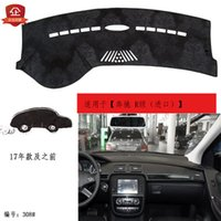 Wholesale car lights for sale - Group buy PUOU for R class car dashboard composite bamboo charcoal light mat insulation mat sunshade pad