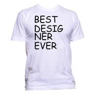 jaqueta de designer unissex venda por atacado-Melhor Designer Nunca Slogan Humor T-Shirt Das Mulheres Dos Homens Unisex Moda Comedy legal jacket croatia tshirt de couro