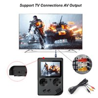 Wholesale SUP Handheld Game Console Sup Plus Portable Nostalgic Game Player Bit in FC Games Color LCD Display