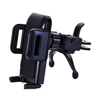 дизайн для держателя телефона оптовых-Car Phone Mount,Air Vent Phone Holder for Car with Kickstand [One-Press Design/360 Rotation] Holder for Iphone X/8/8