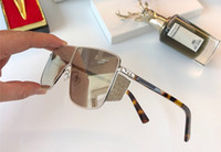 Wholesale women s designer sunglasses for sale - Group buy Popular Designer Women Sunglasses LILE S Metal Square Frame Glasses Flash Beads Design Eyewear UV400 Protection Top Quality With Case