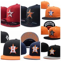 Wholesale h hat resale online - 2019 New Arrivals Astros H letter Baseball caps Men gorras bones Outdoor Casual Sunhat Travel Touca Fitted Hats